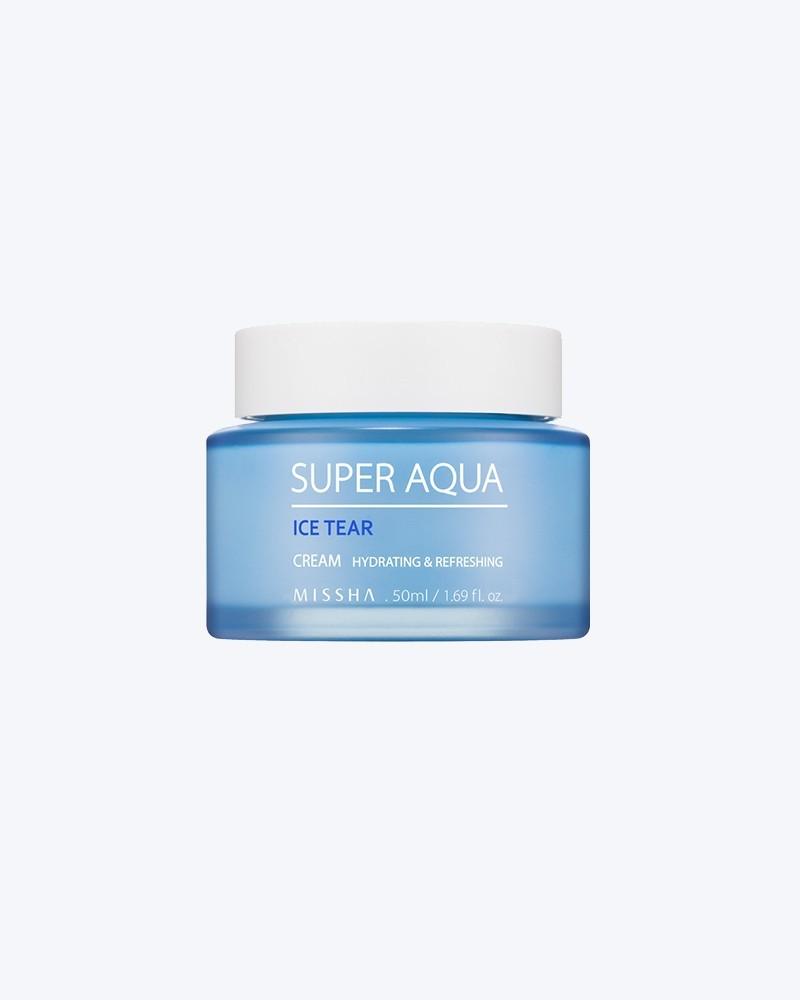 Missha Увлажняющий крем Ледяная слеза Super Aqua Ice Tear Cream
