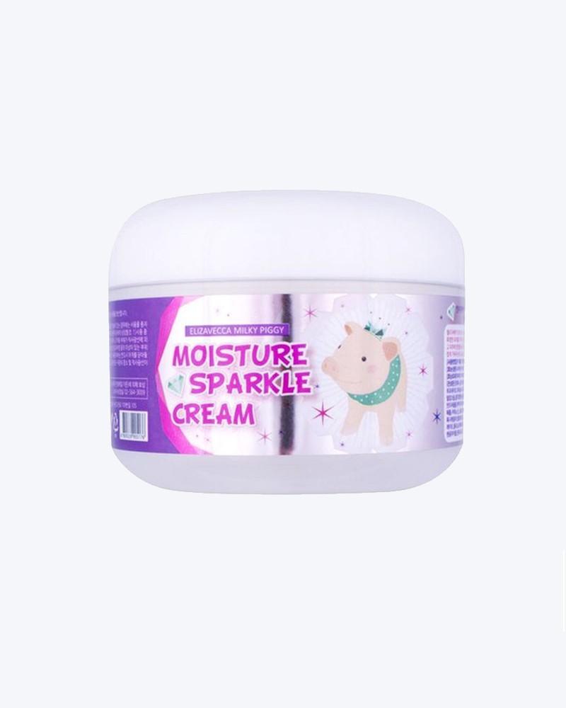 Elizavecca Увлажняющий крем для сияния кожи Milky Piggy Moisture Sparkle Cream