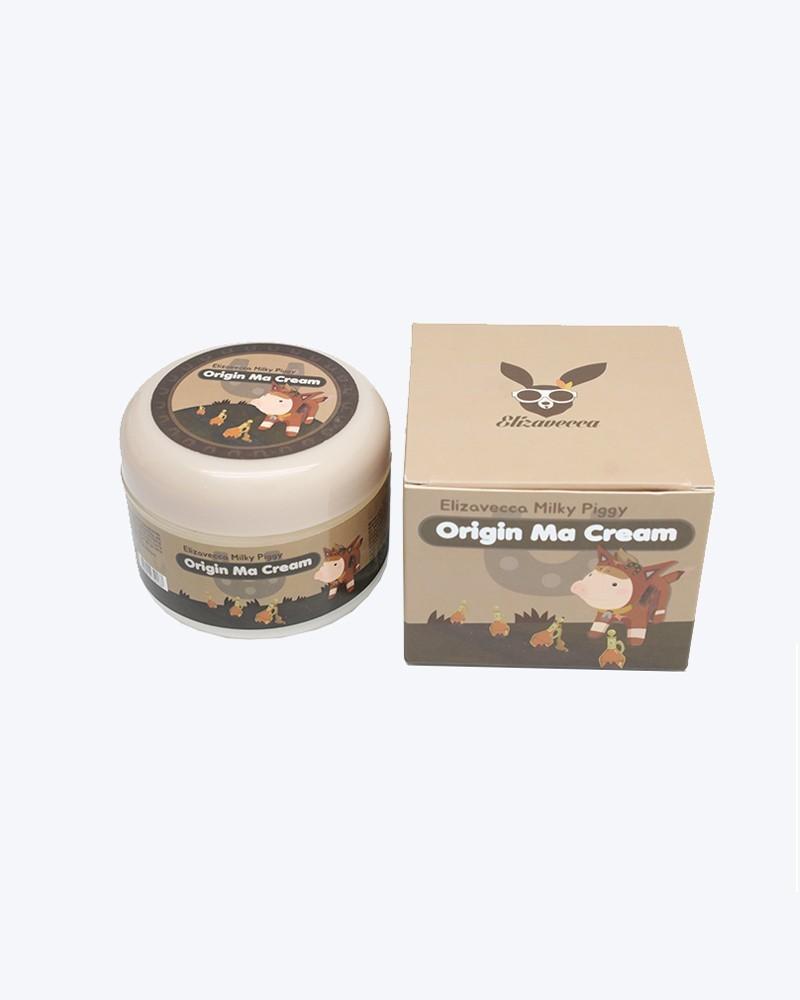 Elizavecca Крем для лица c лошадиным жиром Milky Piggy Origin Ma Cream