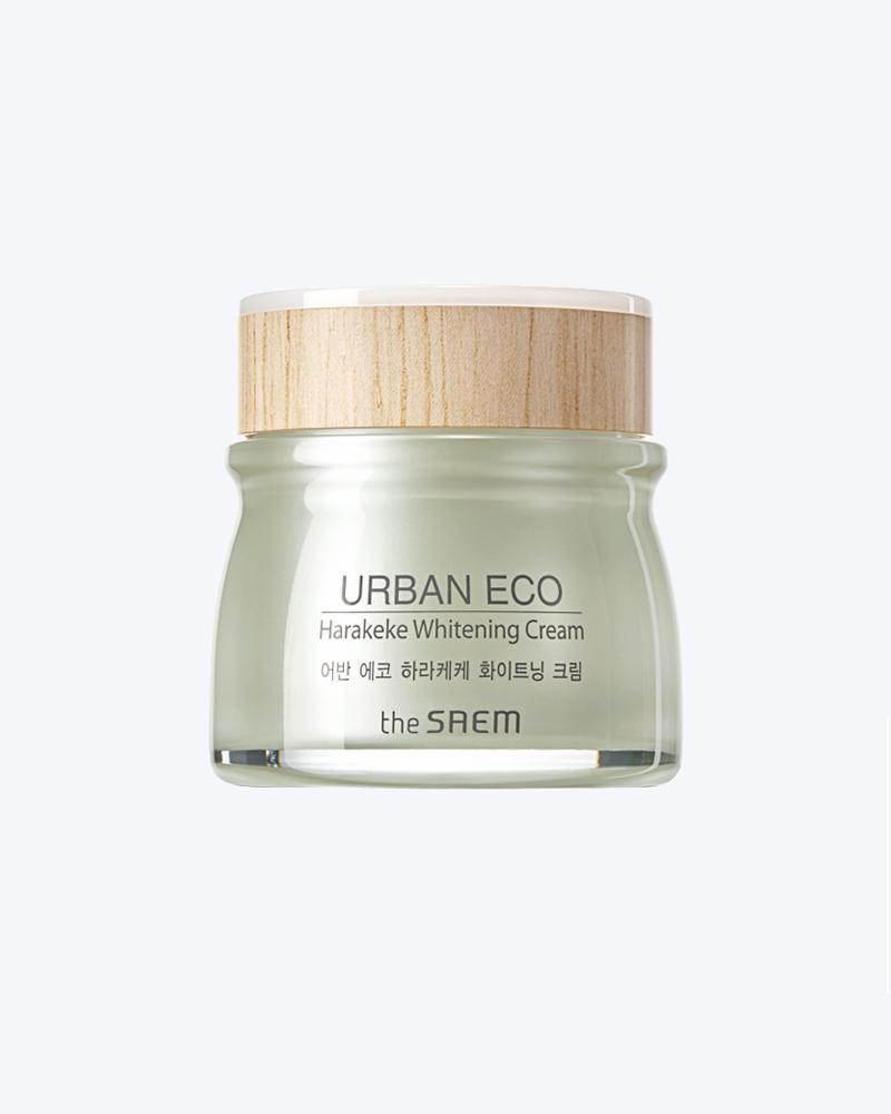 The Saem Осветляющий крем с экстрактом новозеландского льна Urban ECO Harakeke Whitening Cream