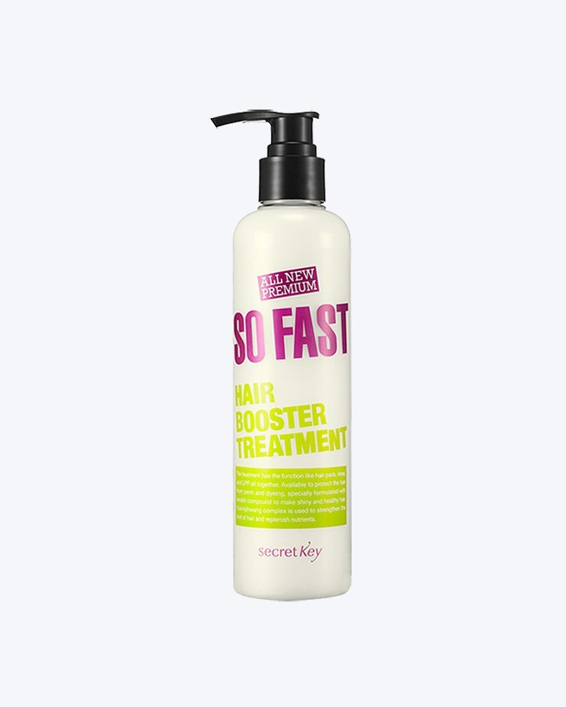 Secret Key Шампунь для активного роста волос All New Premium So Fast Shampoo