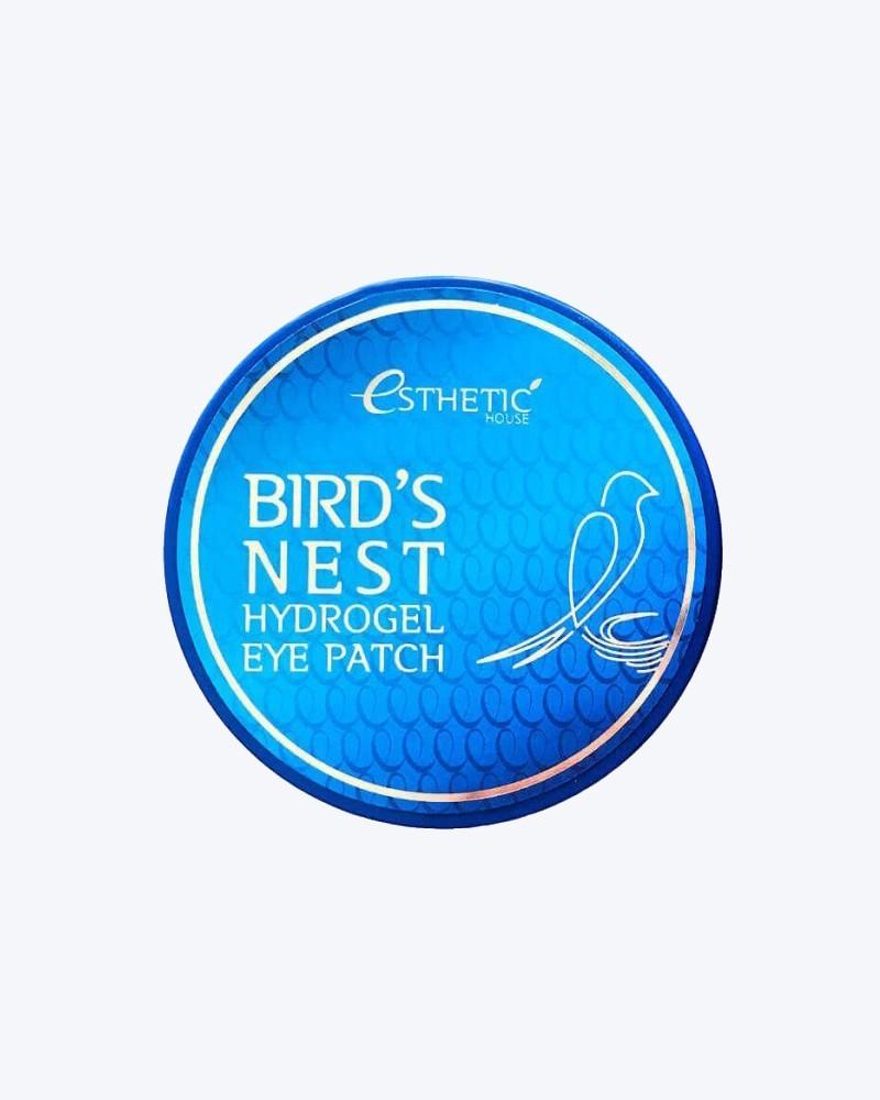 Esthetic House Гидрогелевые патчи для глаз с экстрактом ласточкиного гнезда Bird's Nest Hydrogel Eye Patch